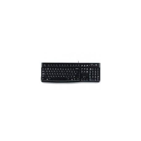 TECLADO LOGITECH K120 USB NEGRO
