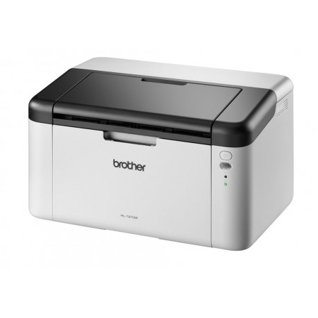 IMPRESORA BROTHER HL1210W LASR MONO 20PPM/WIFI BLANCA