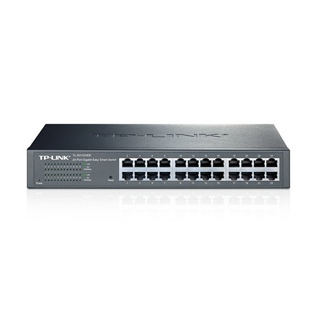 SWITCH TP-LINK 24 PORT GIGA
