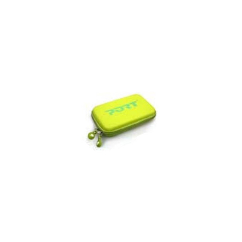 FUNDA HDD PORT COLORADO 2,5'' AMARILLO/VERDE
