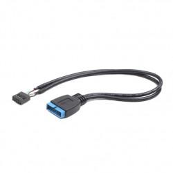 CABLE USB GEMBIRD INTERNO USB 2.0 A USB 3.0