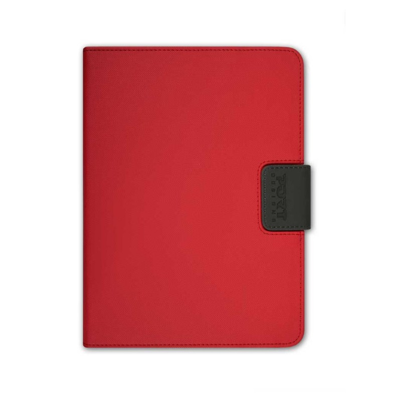 "FUNDA TABLET PORT NEW PHOENIX UNIVERSAL 7-8.5"" ROJA"