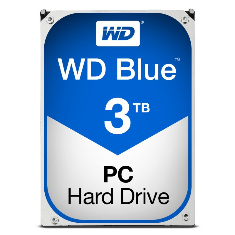 DISCO WD BLUE 3TB SATA6 64MB