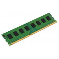 Kingston Technology ValueRAM 4GB DDR3-1600 módulo de memoria 1600 MHz