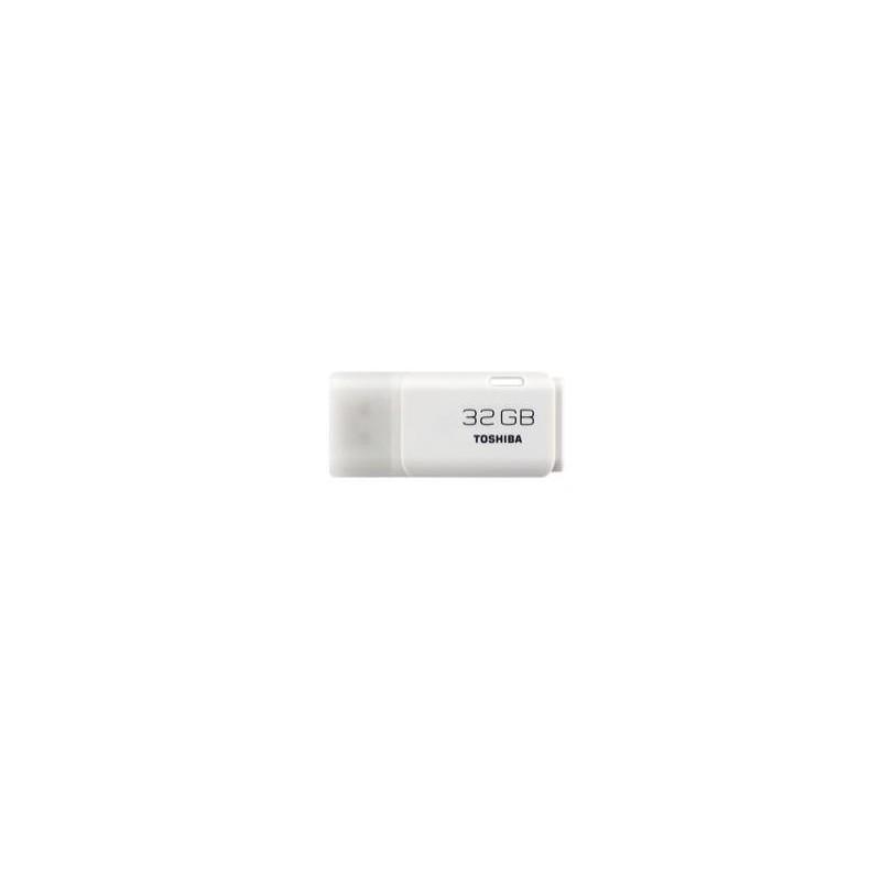 Toshiba THN-U202W0320E4 32GB USB 2.0 Capacity Blanco unidad flash USB