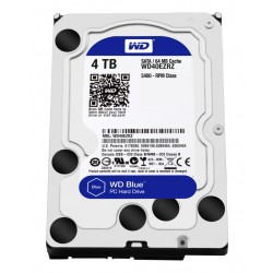 DISCO WD BLUE 4TB SATA6 64MB