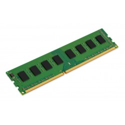Kingston Technology ValueRAM 8GB DDR3 1600MHz Module 8GB DDR3 1600MHz módulo de memoria