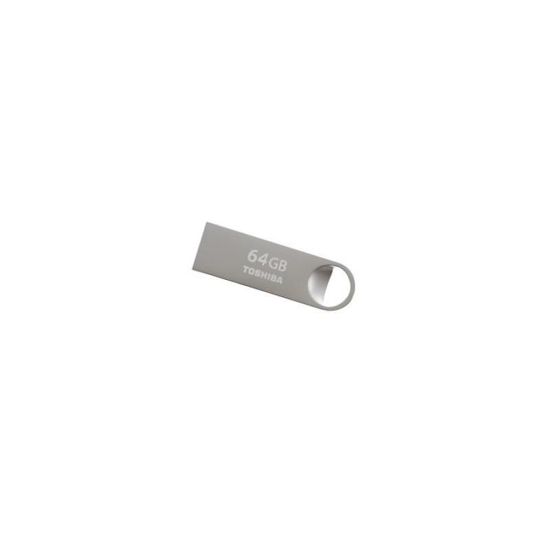 Toshiba TRANSMEMORY U401 64GB 64GB 2.0 Conector USB Tipo A Gris unidad flash USB