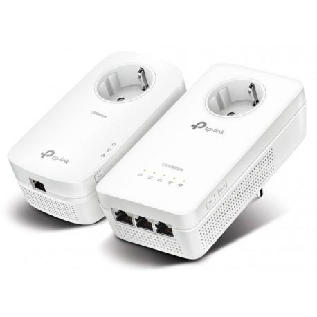 TP-LINK AV1200 1200Mbit/s Ethernet Wifi Blanco 2pieza(s)