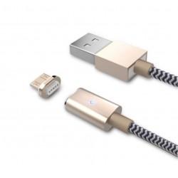 CABLE USB BLUESTORK MICRO USB 1,2M MAGNETICO