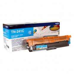 TINTA BROTHER TN241C CIAN HL3140CW HL3150CDW 1400PAG