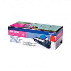 TONER BROTHER TN325M MAGENTA HL4150CDN 4570CDW 3500PAG