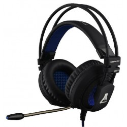 AURICULAR GAMING THE G-LAB KORP400 USB ILUMINADO