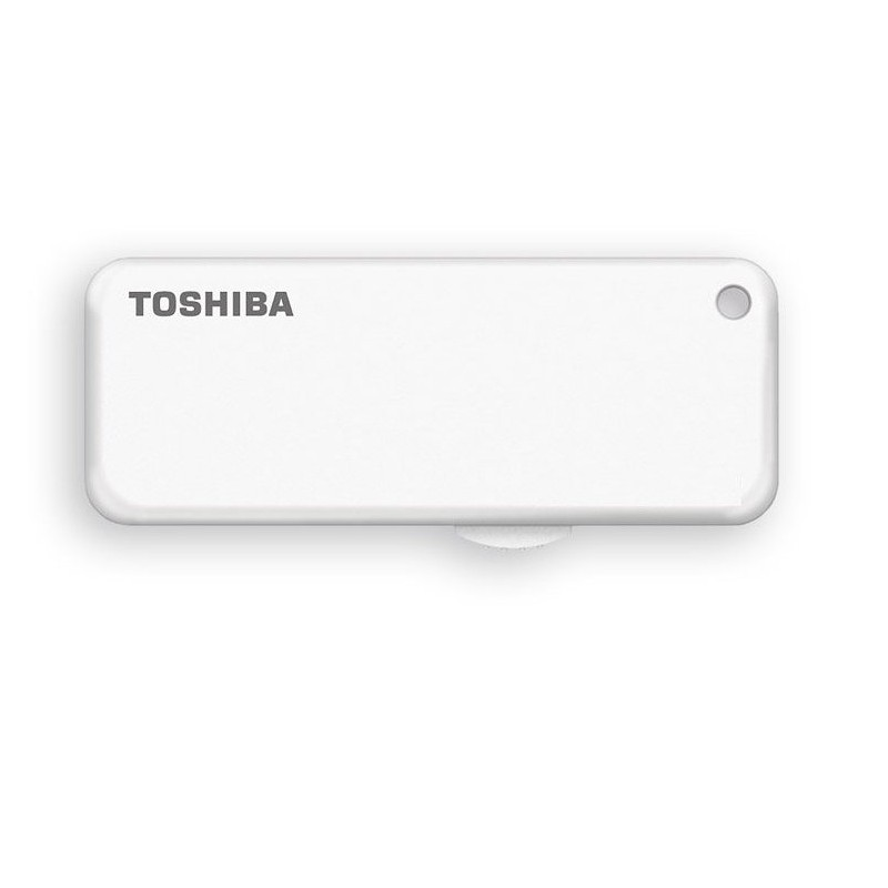 Toshiba U203 64GB USB 2.0 Capacity Blanco unidad flash USB