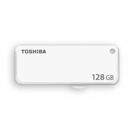 Toshiba U203 128GB USB 2.0 Capacity Blanco unidad flash USB