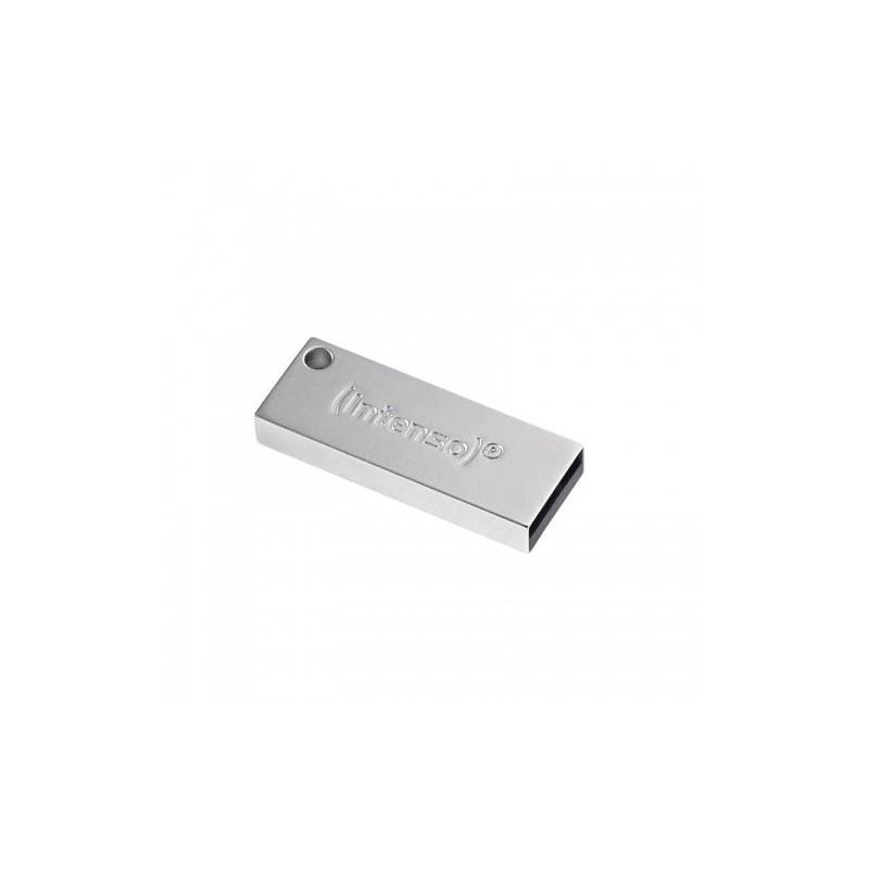 Intenso Premium Line 32GB USB 3.0 32GB USB 3.0 (3.1 Gen 1) Conector USB Tipo A Plata unidad flash USB