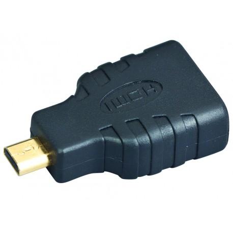 ADAPTADOR GEMBIRD HDMI A HDMI MICRO