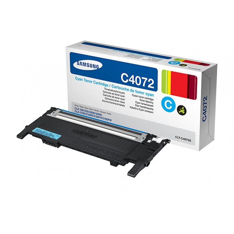 TONER HP-SAMSUNG CIAN CLP 320 325  CLX 3180 3185 1000 PAG