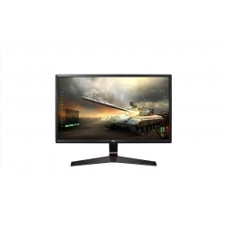 "MONITOR LG 27MP59G-P 27"" IPS 1920x1080 5MS DP HDMI GAMING NEGRO/ROJO"