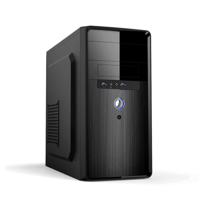 PC Case MPC24 Torre 500W Negro carcasa de ordenador