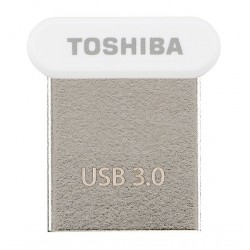 Toshiba TransMemory U364 64GB White 64GB USB 3.0 (3.1 Gen 1) Conector USB Tipo A Blanco unidad flash USB