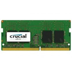 Crucial 4GB DDR4 4GB DDR4 2400MHz módulo de memoria