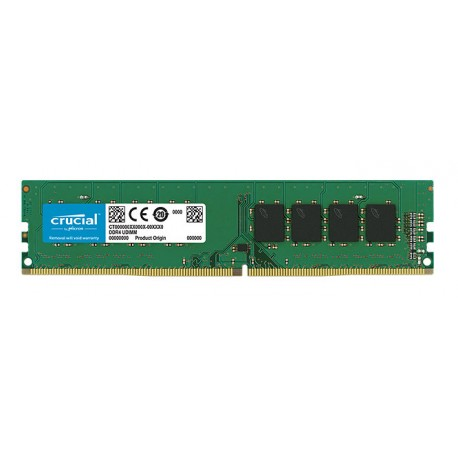 Crucial 8GB DDR4 2400MHz ECC módulo de memoria