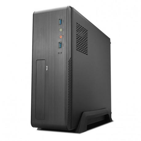 CAJA TOOQ 3006DU3C SLIM500W USB3,0 LECTOR TARJETAS