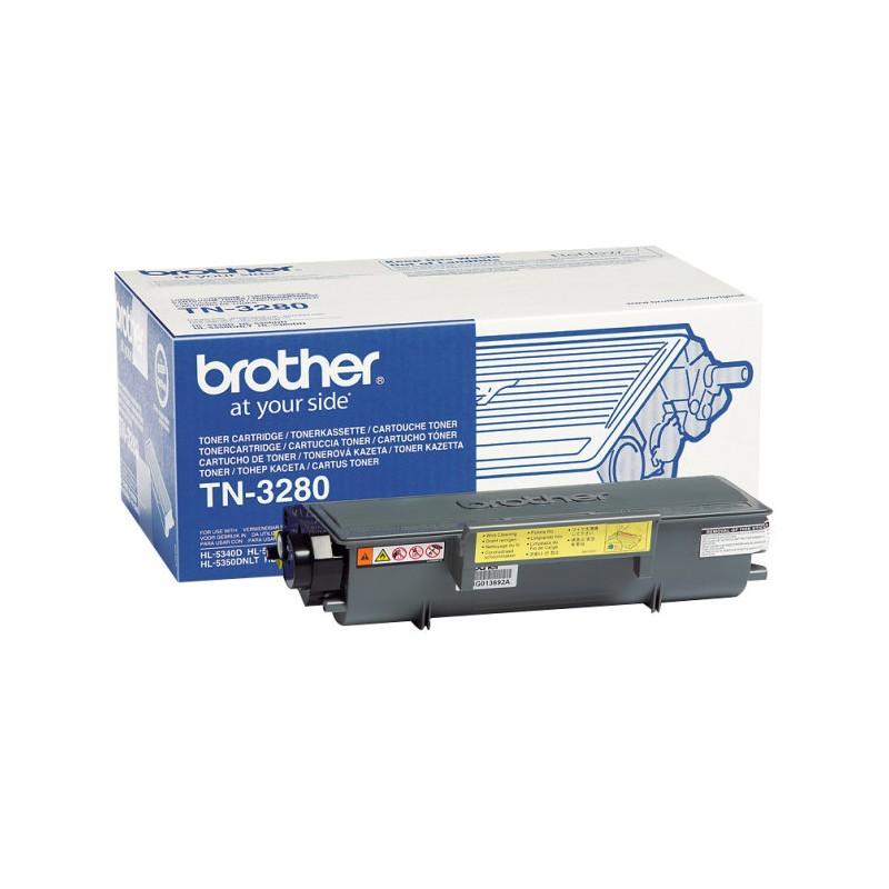 Toner BROTHER TN3280 5340D Alt