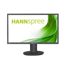"MONITOR HANNS HP247HJV 23,6"" 1920x1080 8MS HDMI DVI REGULABLE NEGRO"