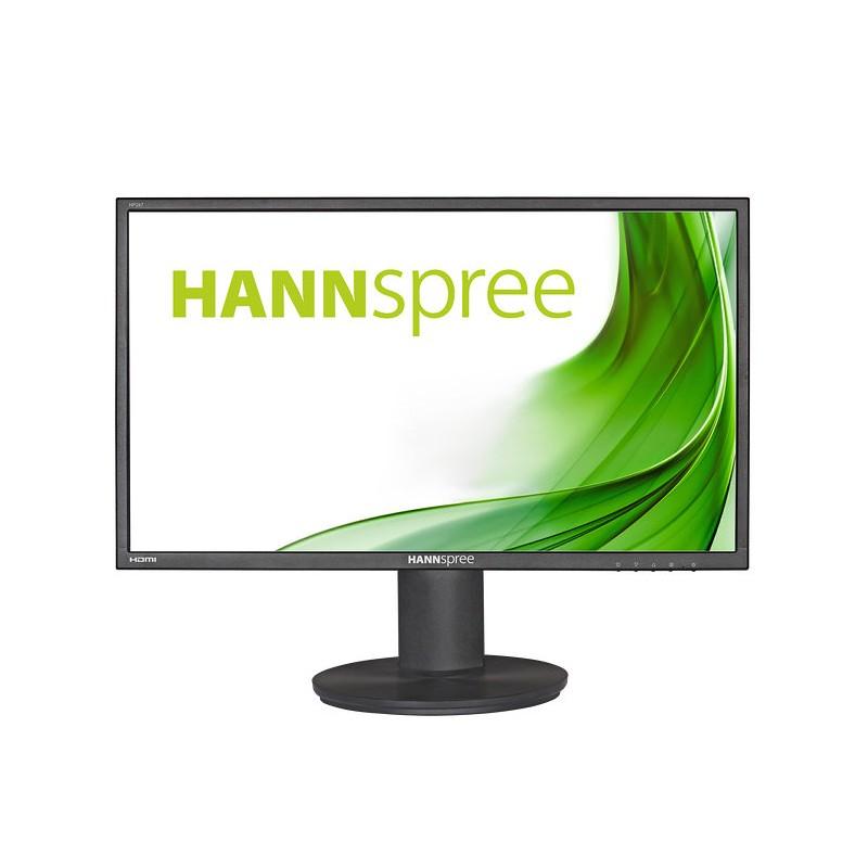 "MONITOR HANNS HP247HJV 23,6"" 1920x1080 8MS HDMI DVI REGULABLE NEGRO"