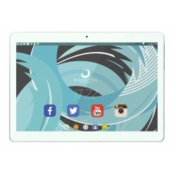 "TABLET BRIGMTON BTPC-1023OC4G-B 10"" IPS HD 4G 2 32 MT6753 BLANCO 6.0"