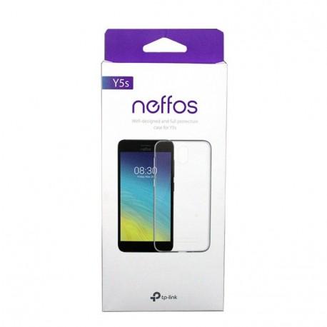 """Neffos Y5s-PC-T 5"""" Funda Transparente"""