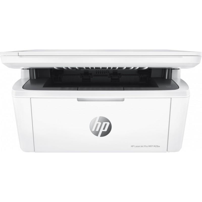 HP LaserJet Pro MFP M28w 600 x 600DPI Laser A4 18ppm Wifi