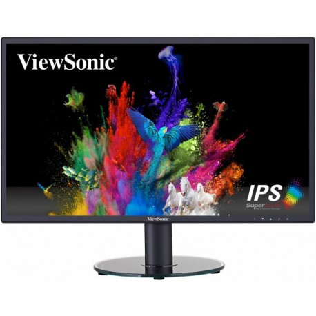 "Viewsonic Value Series VA2419-sh 24"" Full HD LED Plana Negro pantalla para PC"