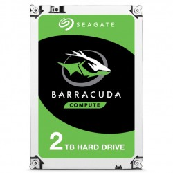 Seagate Barracuda ST2000DM008 Unidad de disco duro 2000GB Serial ATA III disco duro interno