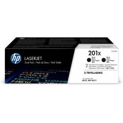 HP 201X Cartucho de tóner 2800páginas Negro