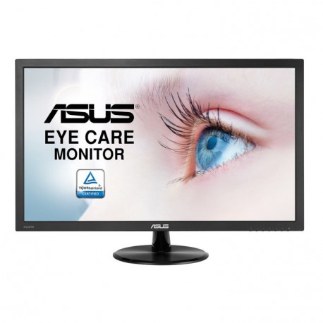 "ASUS VP247HAE 23.6"" Full HD LED Plana Negro pantalla para PC"