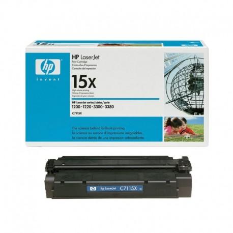 TONER PARA HP LASERJET 1000W/1005W/1200/1200N/1220.TONER DE ALTA CAPACIDAD - C7115X