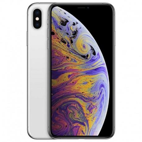 Apple iphone xs max 64gb plata - mt512ql/a