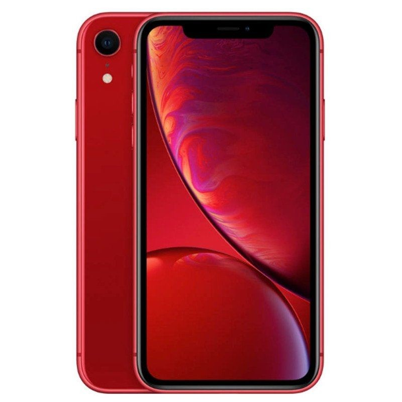 Apple iphone xr 64gb rojo - mry62ql/a