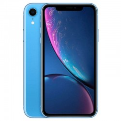 Apple iphone xr 64gb azul - mrya2ql/a