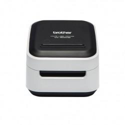 IMPRESORA BROTHER VC500W ETIQUETAS COLOR USB 2.0 Wi-Fi PAPEL TERMICO