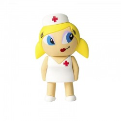 Pendrive tech one tech enfermera kitty 16gb usb 2.0