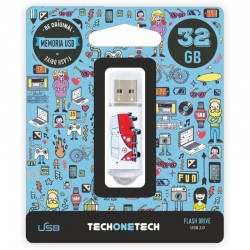Pendrive tech one tech camper van-van 32gb usb 2.0