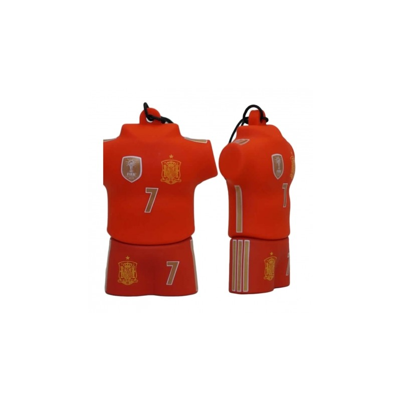 PENDRIVE TECH ONE TECH LA ROJA SELECCION DE FUTBOL 8GB USB 2.0
