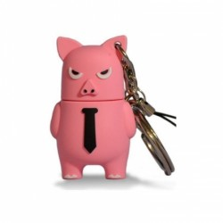 PENDRIVE TECH ONE TECH ANGRY PIG 8GB USB 2.0