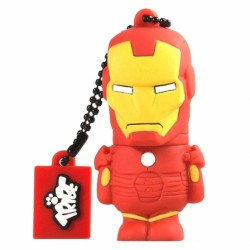 PENDRIVE TRIBE MARVEL IRONMAN 8GB USB 2.0