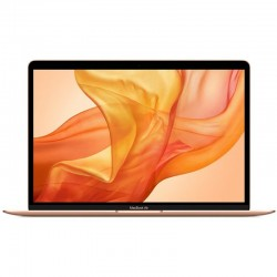 "Apple macbook air  13"" dual core i3 1.1ghz/8gb/256gb/2xusb-c /intel iris plus graphics - oro - mwtl2"