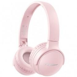 auriculares PIONEER SE-S3BT-P ROSA bluetooth 5.0 manos libres